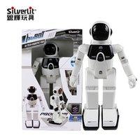 Wholesale high quality hiteck robotic fun electronic intelligent robot birthday gift christmas present for children