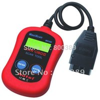 Wholesale MaxiScan MS300 Check Engine Diagnostic Scan Tool Vehicles Car Code Reader For OBD2 OBDII