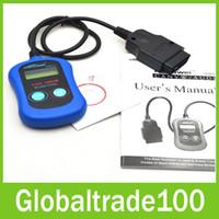 2016 herramienta de diagnóstico vendedora caliente KW812 del coche OBDII VAG305 puede escáner lector de código de autobús de coches