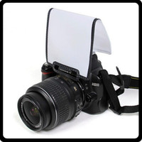 Wholesale 5pcs Pixco P6 Universal Soft Screen Pop Up Flash Diffuser For all camera