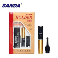 batch types - Three new authentic SANDA SD type activated carbon filter cigarette holder filter cigarette holder can be mixed batch batch