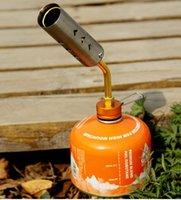Wholesale Fire Maple FMS706 Camping Gas Torch Fire Starter Flame Gun Lighter Charcoal Ignition Gas Spray Gun Fire Airbrush Fire Gun Torchy