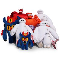 Unisex animal toys - Big Hero Baymax Stuffed cm styles Animal Plush Toy Toys Doll With Tag Dolls For Children Gifts Droppshipping