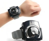 Wholesale New Health Watch Style Infrared Silence Sleeper Electronic Snore Stopper Tool with Wrist Band Gift