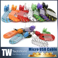 Cheap S4 USB Cable Best Nylon Woven