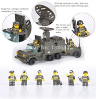 best army helicopter - Retail Sluban Army troops Educational Toys Tank Jeep Helicopter Bricks Building Block Toys Best for Children Gift