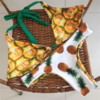animal monokini - 2016 new Reversible bikini Printed swimwear swim suit maillot de bain bikini women Monokini Bikini Set Brazilian