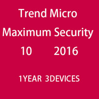 Wholesale NEW Trend Micro Maximum Security YEAR year