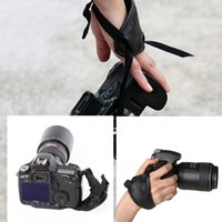 Wholesale High Quality PU Leather Camera Photography Belt Wrist Strap for Nikon Canon Sony Camera Photography Accessories