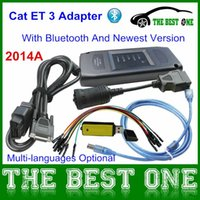 317-7485 - Direct Selling Bluetooth Cat Adapter Newest A CAT III ET Communication Adapter p n Works For Cater Heavy Trucks