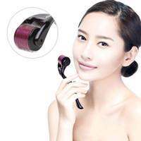 Wholesale Hot Sales Health Skin Care Tools mm mm Microneedle Derma Roller Micro Needles TX296