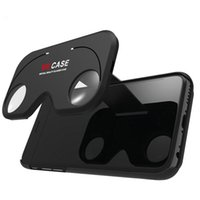 Wholesale New VR case D Glasses phone case for apple iphone s plus cases virtual reality glasses case