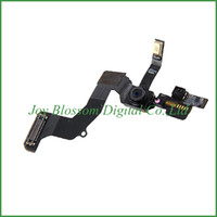 For Apple iPhone iphone 5 front camera iphone 5 front camera flex cable NEW Front Camera with sensor Flex Cable for iPhone 5 5G Replacement parts Mobile phone flex cable Ribbon free shipping