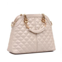 Wholesale Newest European Vintage Trendy Shoulder Bags Women Fashion Bags With PU Inner Designer Shoulder Bags Leather Bags