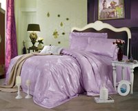 Wholesale 100 cotton antibacterial bedding set design grey set with parts in a bag Bedding Supplies Home Textiles