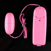 Wholesale Supper powerful Jump Egg Multi Speed Remote Control Personal Vibrate Massage Female Sexual Toy