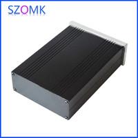 aluminium extruded enclosure - 10 szomk hot selling aluminum radiator junction box mm aluminium project box extruded amplifier enclosure