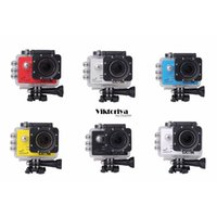 action sports brands - Original SJCAM Brand Sports Cameras SJ5000 WIFI Full HD P FPS M Action Camera Best Sports Camera