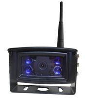 Wholesale 2 G Digital Wireless CMOS TVL Black Car Rear View Wireless Backup Camera Kit For Truck Car Bus