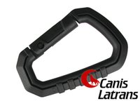 Wholesale High quality D buckle mountaineering buckle For Hunting CL33