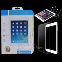 Wholesale For ipad Air Air Tempered Glass Protection Screen Protector Guard Shield For ipad air2 mini
