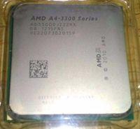amd fusion processor - AMD Fusion A4 GHz Dual Core AD33000JZ22HX Processor