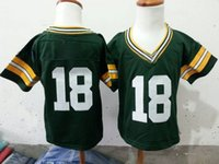 packers jersey - New Arrival Packer Baby Infant Green American Football Jerseys Authentic Football Uniforms Cheap Sportswear Allow Mix Order