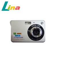 Wholesale New quot TFT MP Mega Pixels Mini Portable Digital Camera DC530 X Digital Zoom Anti Shake HD p for Child Chirstmas Gift