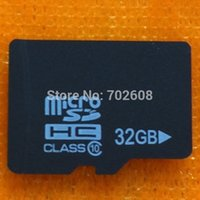 Wholesale Wholesales of Class Micro SD Card GB Memory Cards GB Micro sd Card GB TF Card Free USB Reader DHL