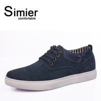 Wholesale Simier low men s the trend of suede shoes male casual shoes male fashion skateboarding shoes