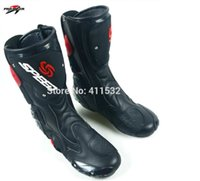 Wholesale motorcycle boots SPEED BIKERS Racing Motocross Motorbike boots SIZE