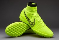 make up factory - 2015 Mens Soccer Boots Athletic Outdoor Mens Soccer Shoes Nike Elastico Superfly OEM factory made in china Volt White Black Flash Lime