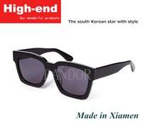 Celtic new model sunglasses - new arrival gentle monster Korea model men women star sunglasses Jun Ji hyun Vintage style polarized