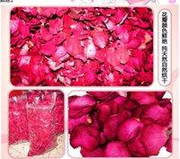 Wholesale Dry rose petals bubble bath package whitening milk petals bath supplies g