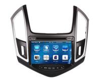 chevrolet dvd gps navigation - 8 quot Car DVD Player GPS Navigation for Chevrolet Cruze with Navigator Radio Bluetooth TV USB AUX MP3 Audio Video Stereo