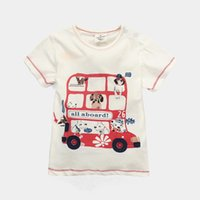 baby on the bus - Jumping Beans quot The Puppies on Bus quot Printed Tees for M T Baby Boys