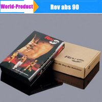Wholesale Rev Abs DVD Fitness Workout Bodybuilding DVD Fitness DVD Workout Vedio Muscle Trainning Different Version