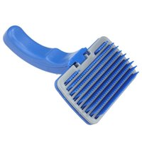 big dog tools - New Big Dog Comb Brush Long Short Hair Quick Clean Shedding Tool Brush Comb Pet Fur Easy to clean and disinfect