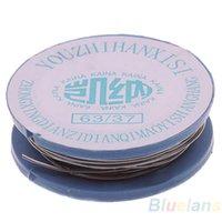 Wholesale 0 mm Tin Lead Rosin Core Solder Soldering Welding Iron Wire Reel P5 J