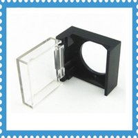 Wholesale Plastic mm Push Button Switch Protective Shield Guard Cover Box rectangle