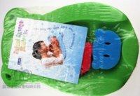 baby faith - TOP FAITH Baby bath sponge set lovely animal cartoon styles soft and safe keep your baby comfortable set PC gift