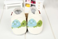 baby sea turtles - 2016 New Fashion Sea turtle Cow Leather Baby Moccasins Soft Soled Baby Boy Shoes Girl Newborn Infant Baby Shoes First Walkers