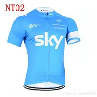 Wholesale 2015 New Arrival Cycling Jerseys High Elastic Men Summer Cycling Ultra Breathable Black Blue White Cycling Wear Good Quality