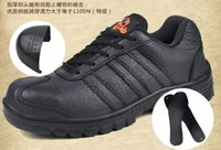 steel toe safety shoes - new style man steel toe good quality safety shoes