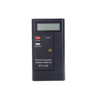 Wholesale Hot Sale Electromagnetic Radiation Detector EMF Meter Tester Equipment