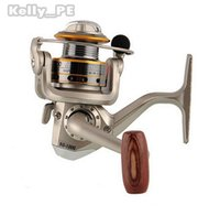 sheet metal - Hot Sale Fishing Reel Metal Spinning Reels Left Right Hand Interchangeable BB GEAR RATIO SG1000A Lures Fishing Reels