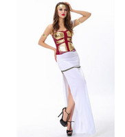 ancient greek beauty - Halloween cosplay suit the ancient Greek god of war female warrior costume dance party marvel select