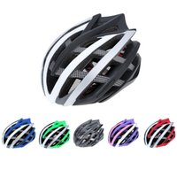 Wholesale High Quality cm Bicycle Helmet Adult Bike Protector Integrally molded Cycling Helmet Size L Colors