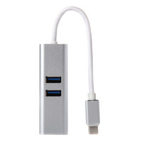 Wholesale IHUB D Type C Port USB Super Speed HUB For Macbook CAS_302