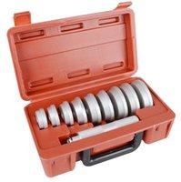 bearing driver tool - New Bearing Race And Seal Driver Set Aluminium Auto Car Tool Set